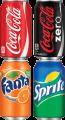 Coca Cola termékek